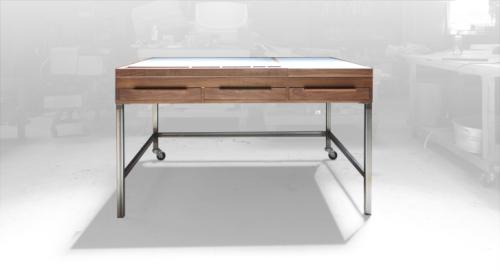 Desk Front