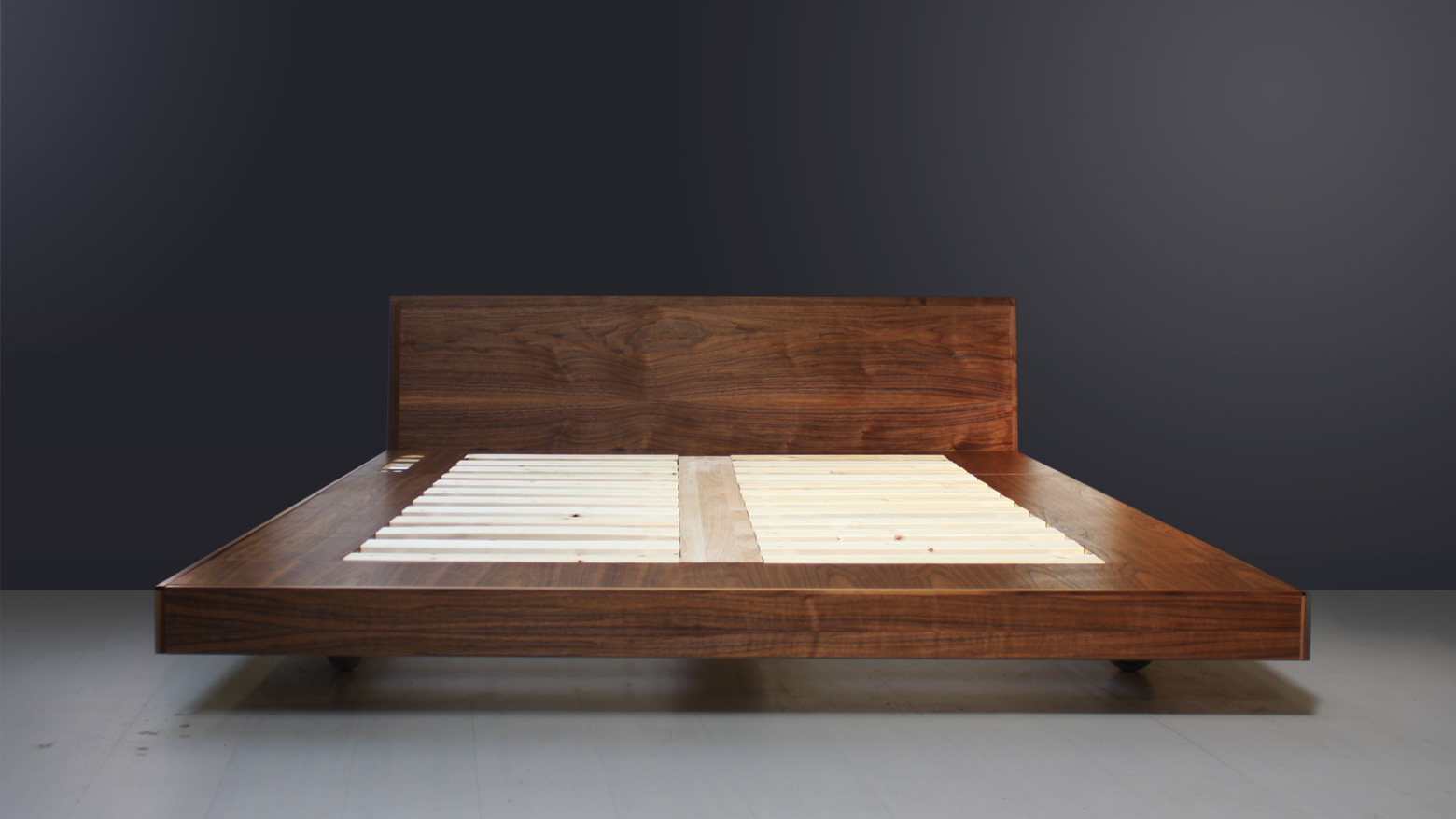 How To Build A Platform Bed Dark Brown Hairs