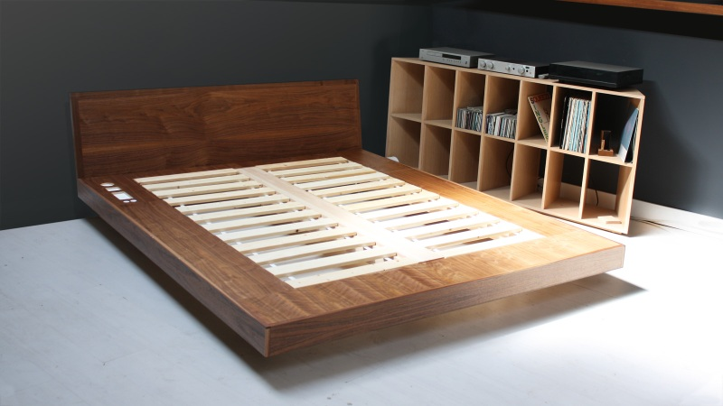 diy platform bed full size | Wooden Furniture Plans