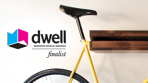 The Bike Shelf Has Been Chosen As A Finalist In The First Ever Dwell Modern  World Awards. The Winners Will Be Announced At This Years Dwell On Design  ...